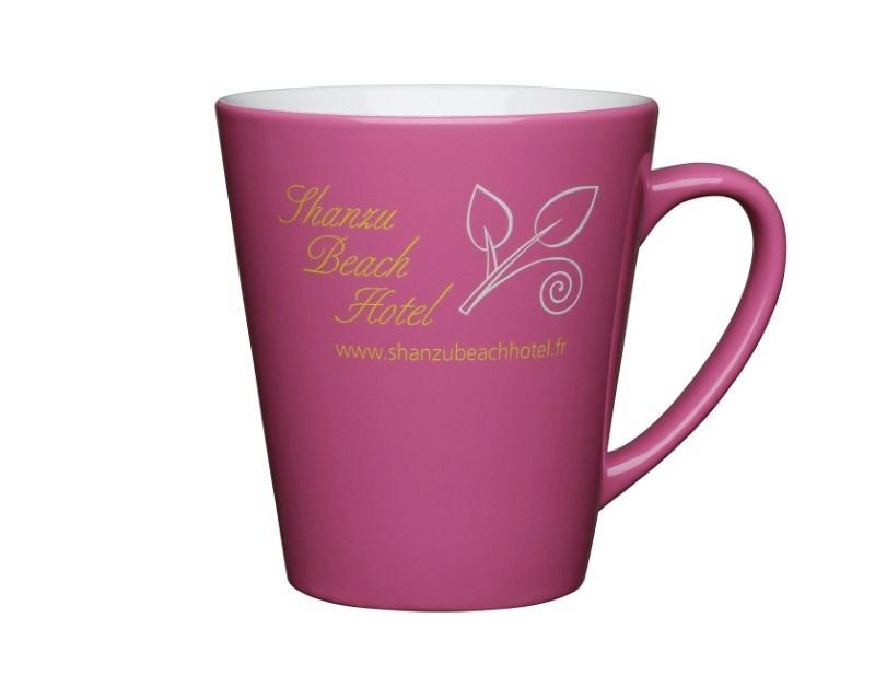 AntiBug® Latte ColourCoat Mug