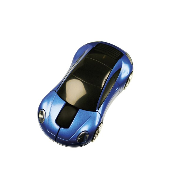 RF Car Mouse Zilver