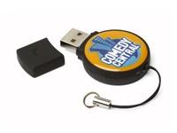 Epoxy Circle USB FlashDrive Zwart