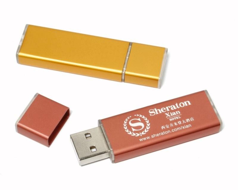 Lustre USB FlashDrive Zwart