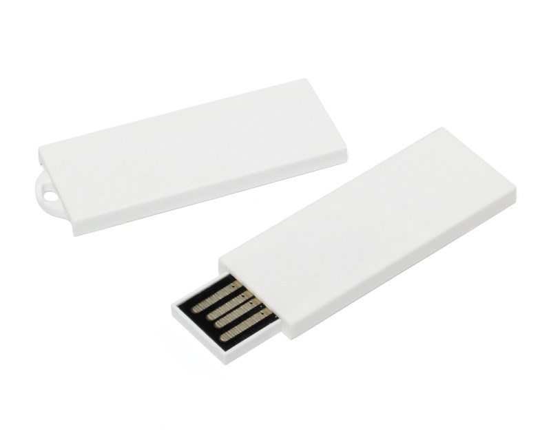 Slender USB FlashDrive Wit