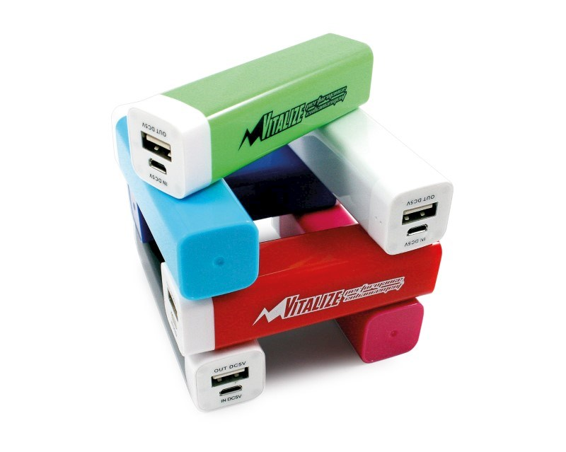 UK Stock PowerCharger Blauw