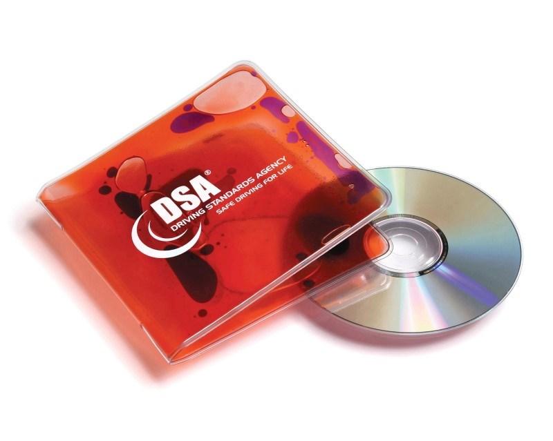 Aqua CD Wallet