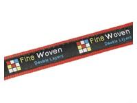 10mm Fine woven & Satin Lanyard