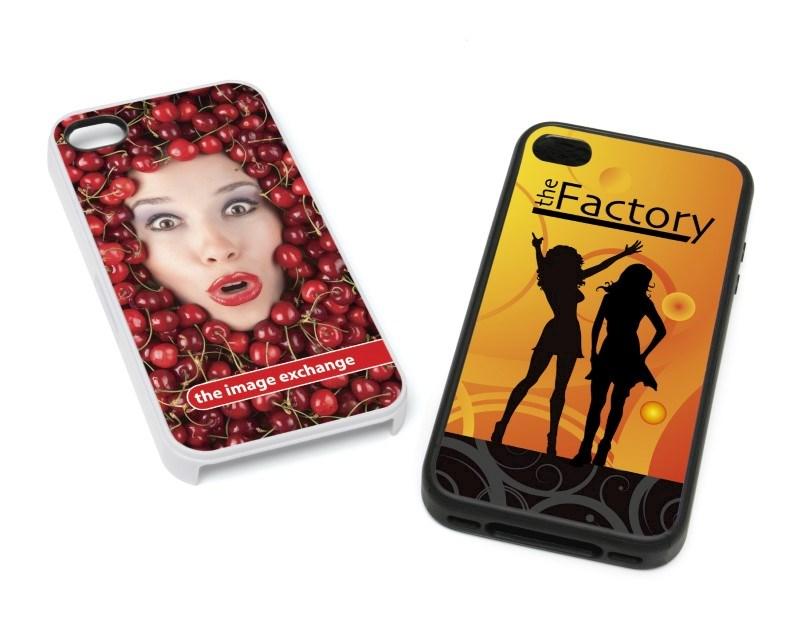 iPhone 4/4S Cover Zwart