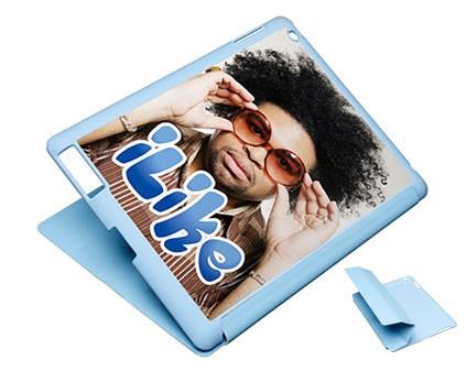 iPad Sleep Shell Zwart