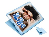 iPad Sleep Shell Blauw