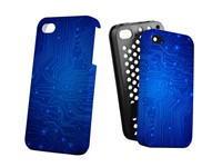 ColourWrap Hard Case - iPhone 4