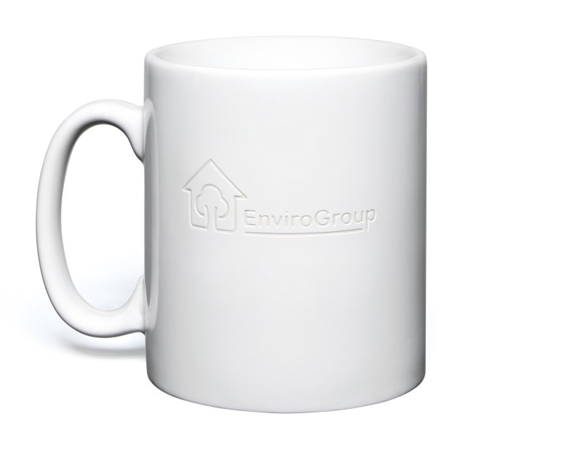 Durham Etched Mug - Racing Groen