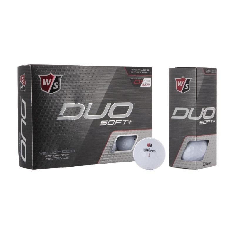 Wilson Duo Soft +