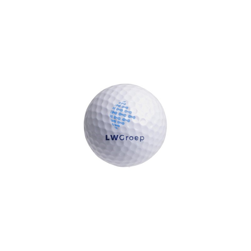 Blanco golfbal