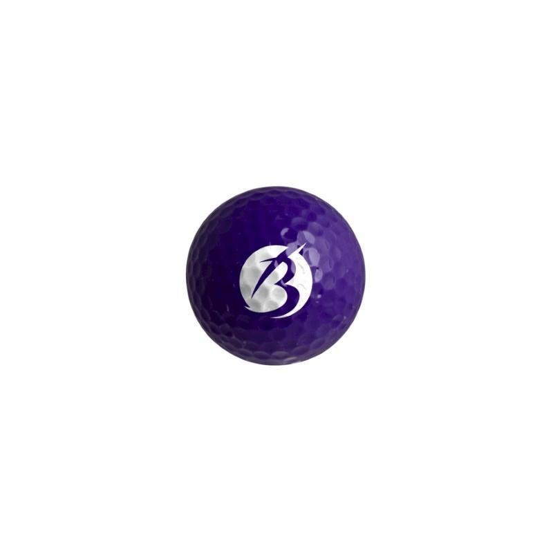 Gekleurde golfbal