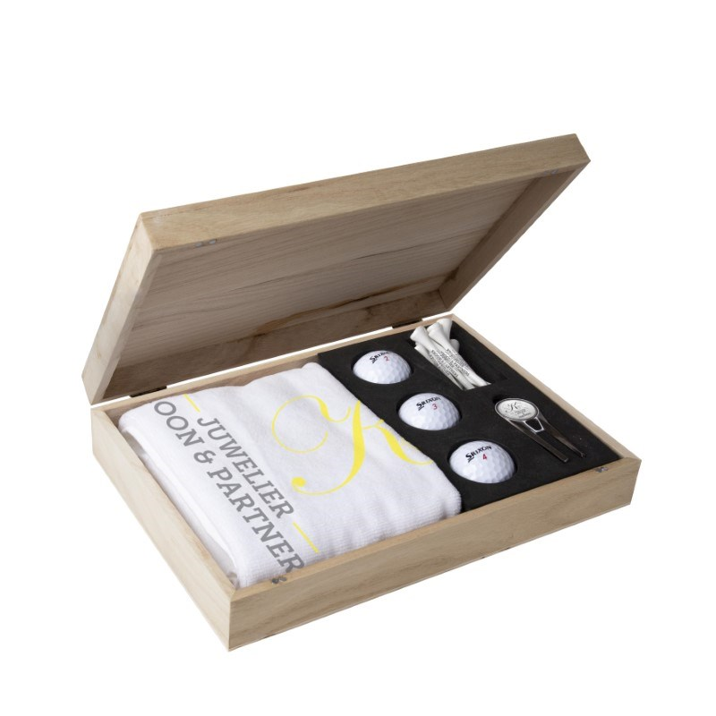Exclusive wooden gift box