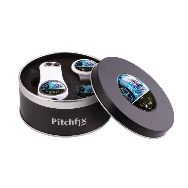 Pitchfix deluxe gift box cap clip