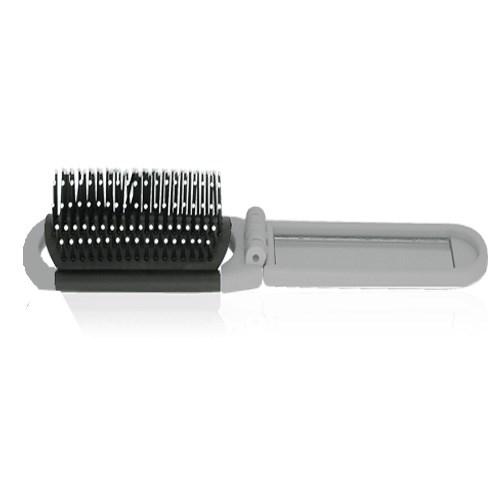 Haarborstel met Spiegel Aure