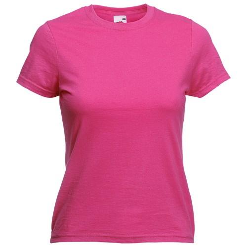 Kleuren Dames T-Shirt Valueweight