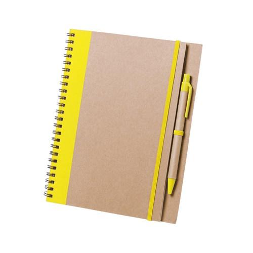 Notitieboek Tunel