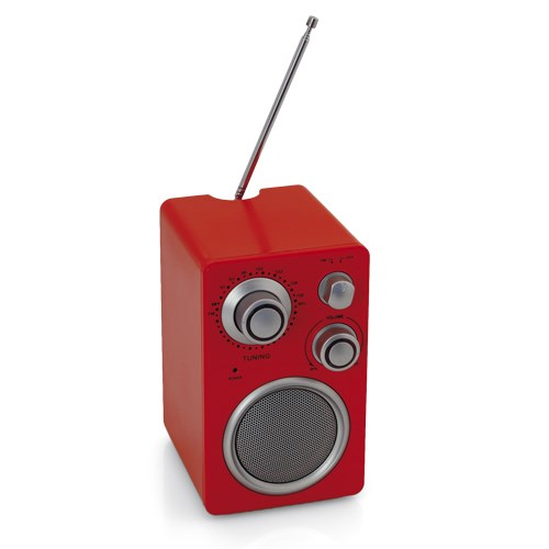 Radio Luidspreker Tuny