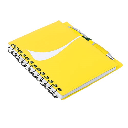 Notitieboek Dymas