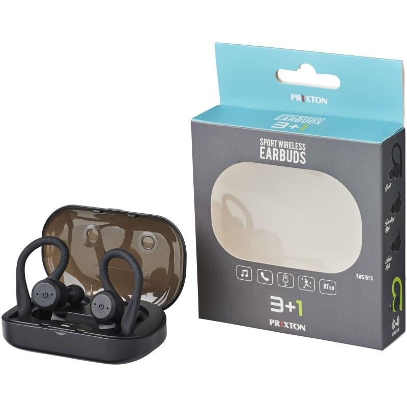 Prixton TWS151S Bluetooth® 5.0 sport oordopjes