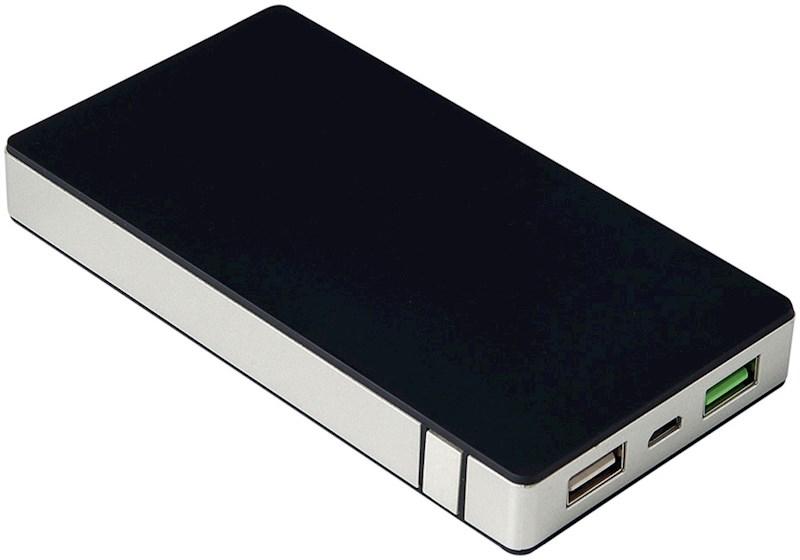 Celly 6000mah powerbank met Turbocharge 2.4A