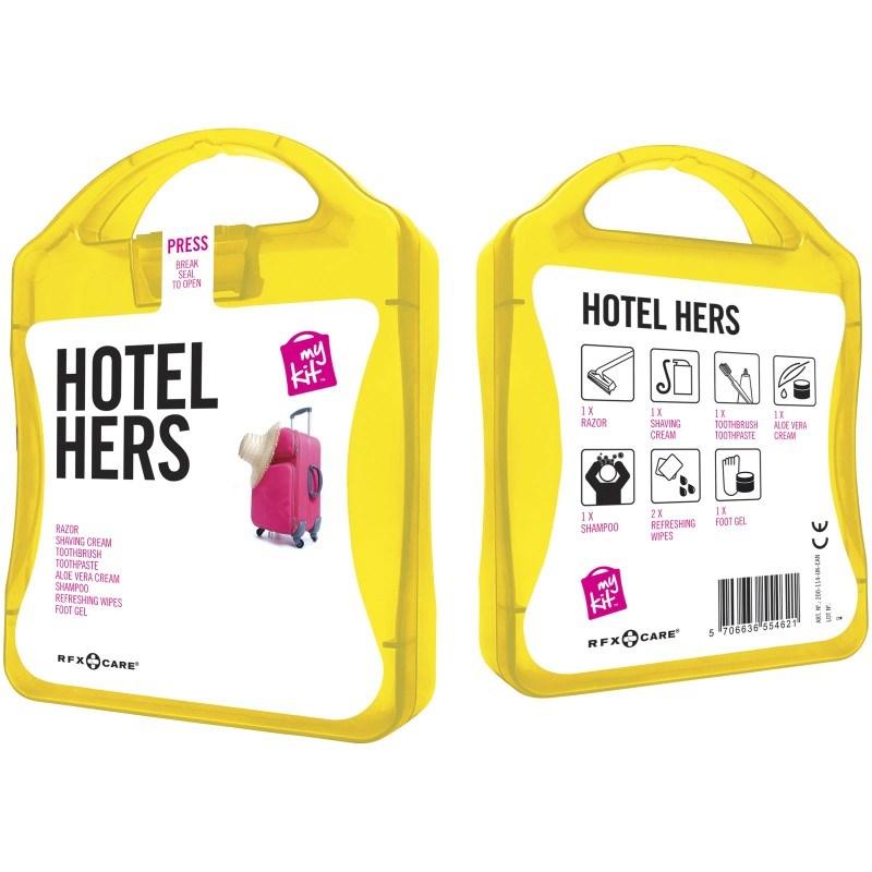 MyKit Hotel Dames Set