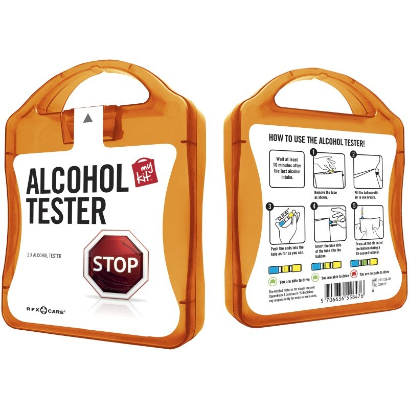 MyKit Alcohol tester
