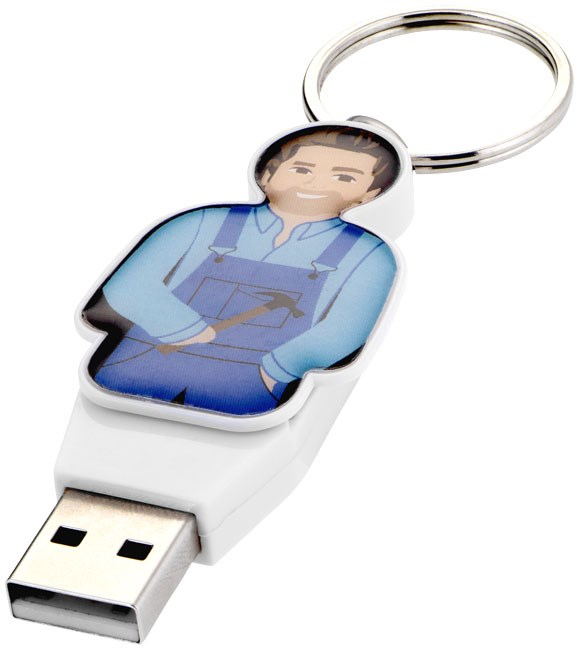 Human USB
