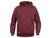 Clique Basic Hoody Junior bordeaux 90/100