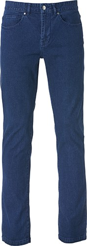 Clique 5-Pocket Stretch Denim denim blauw 4xl