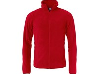 Clique Basic Polar Fleece Jacket rood m