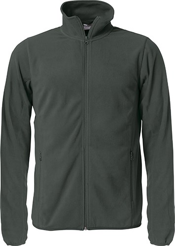 Clique Basic Micro Fleece Jacket pistol 4xl