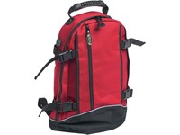 Clique Backpack II rood