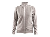 Craft Leisure Jacket Women grey melange xs