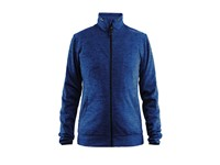 Craft Leisure Jacket Women deep melange xs