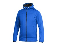 Craft Leisure Full Zip Hood Men swe. blue S