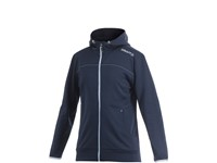 Craft Leisure Full Zip Hood Men dark navy 3XL