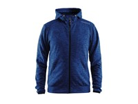 Craft Leisure F.Z Hood M deep melange l