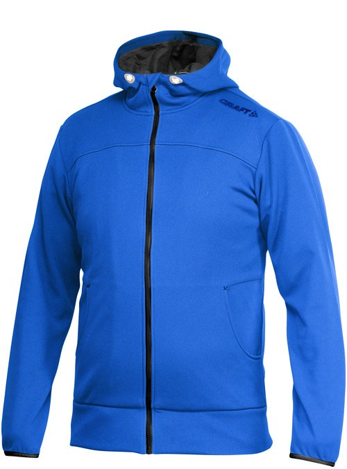 Craft Leisure Full Zip Hood Women swe. blue M