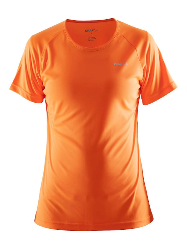 Craft Prime Tee women cayenne s