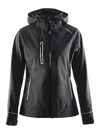 Craft Cortina Softshell Jacket women black l