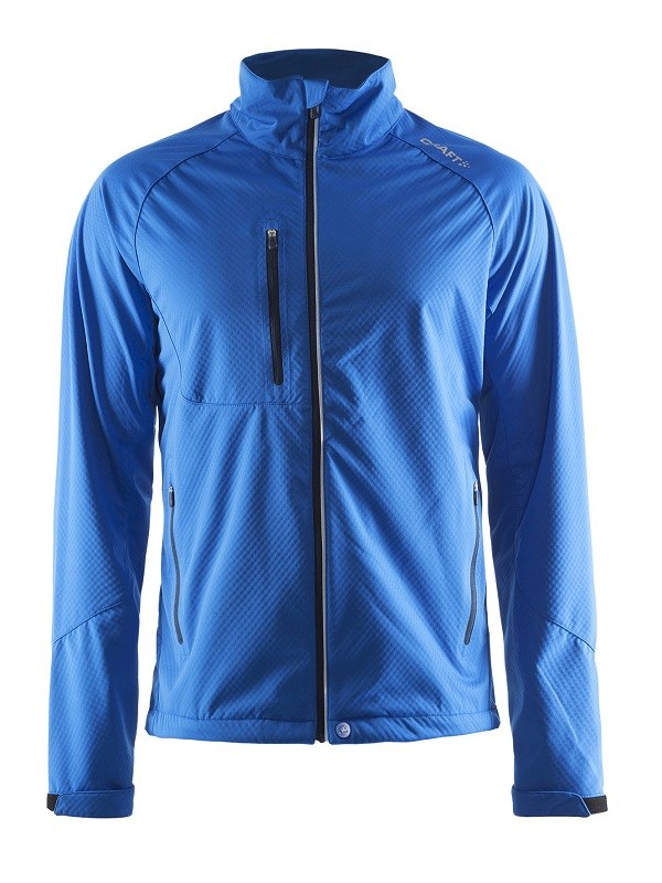 Craft Bormio Softshell Jacket men Swe. bleu 4xl