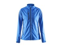 Craft Bormio Softshell Jacket women Swe. bleu xxl