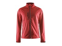 Craft Bormio Softshell Jacket women bright red l