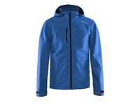 Craft Light Softshell Jacket men Swe. blue 4xl