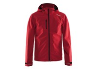Craft Light Softshell Jacket men bright red l