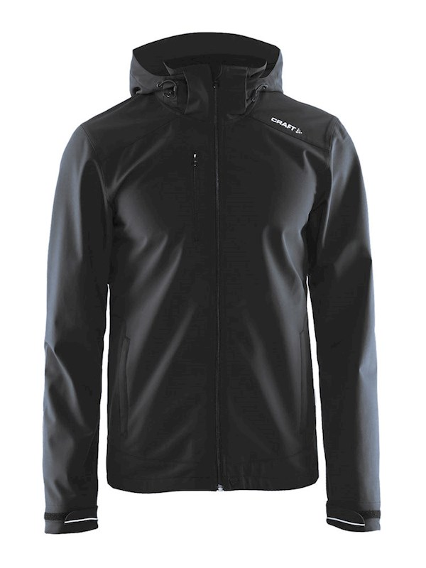 Craft Light Softshell Jacket men asphalt m