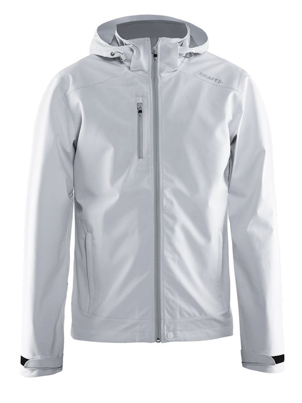 Craft Light Softshell Jacket men white 3xl