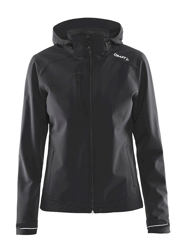 Craft Light Softshell Jacket women asphalt l