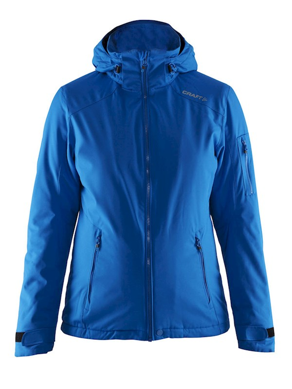Craft Isola Jacket women Swe. blue xxl
